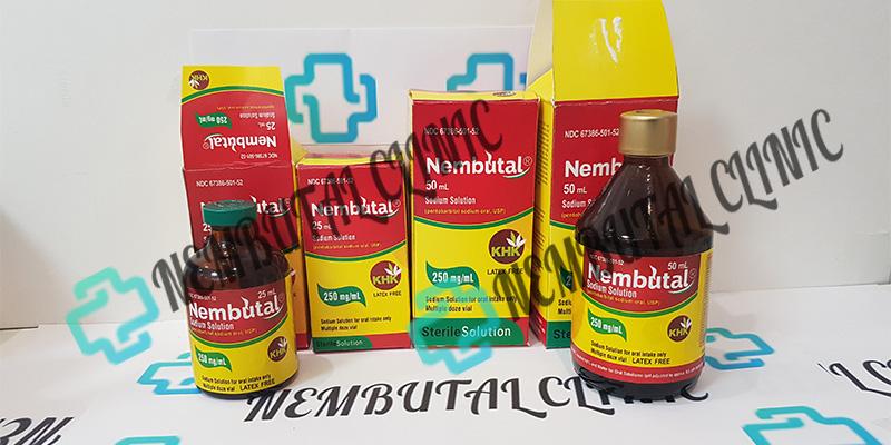 Nembutal pentobarbital oral solution