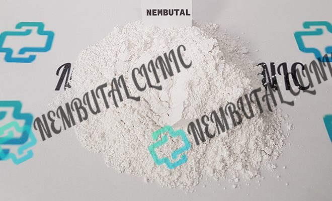 Nembutal pentobarbital powder